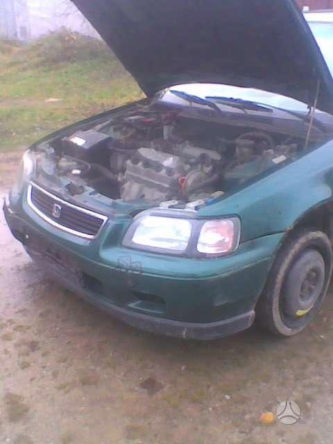 Honda Civic. Civic 77 , ir 83 kw.