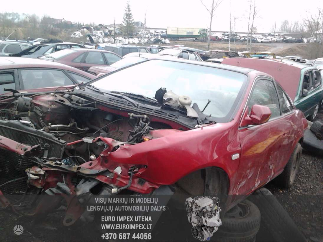 Honda Accord dalimis. Automobiliu dalys - honda accord 2000 3.0l