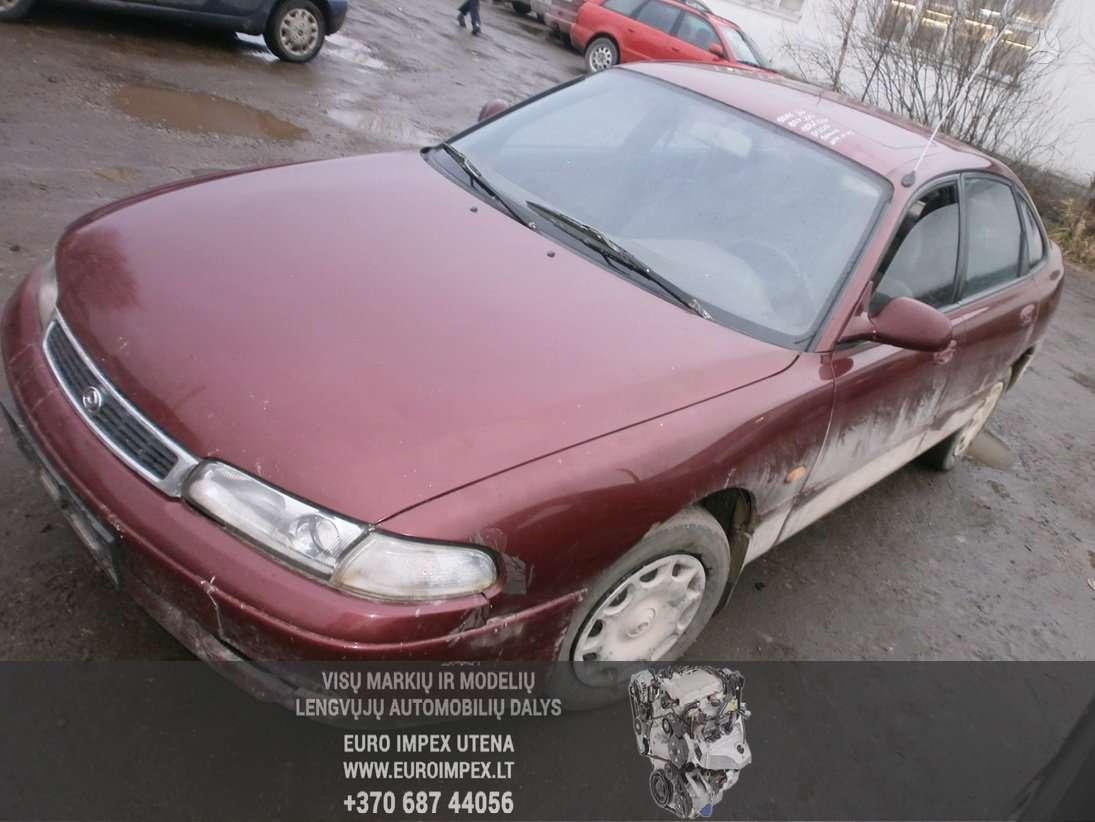 Mazda 626 dalimis. Automobiliu dalys - mazda 626 1993 2.0l