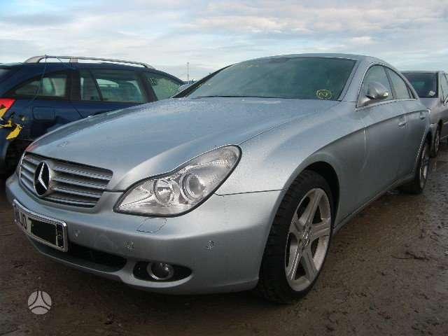 Mercedes-Benz CLS klasė. Visas auto ardomas dalimis, 3.2 cdi