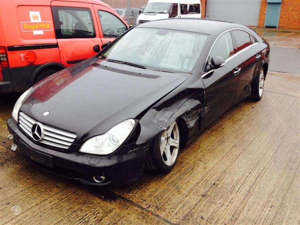 Mercedes-Benz CLS klasė. Dalimis is anglijos. variklis-642.920
