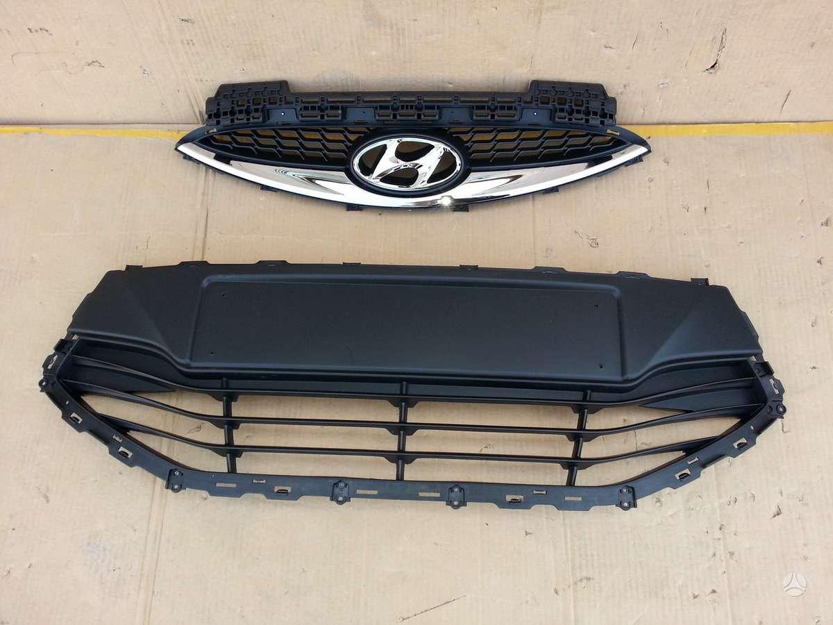 Hyundai ix20. žibintas l+r žibintas l +r lęšinis laikiklis po ž