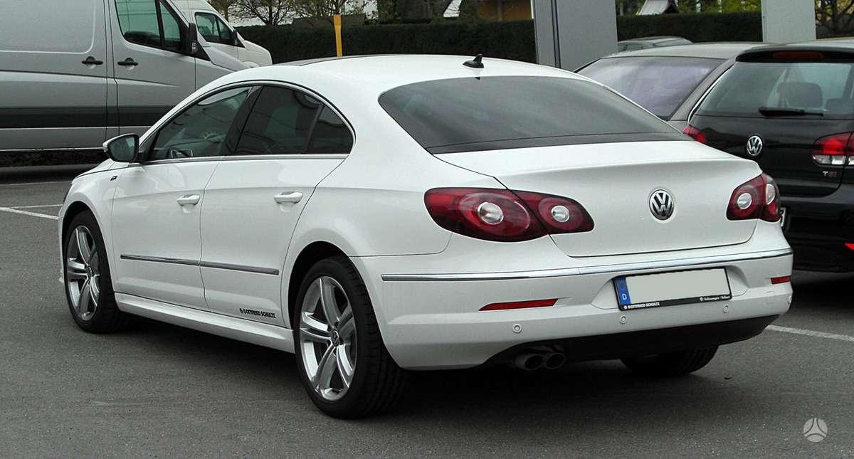 Volkswagen Passat CC. Naujų originalių automobilių detalių už