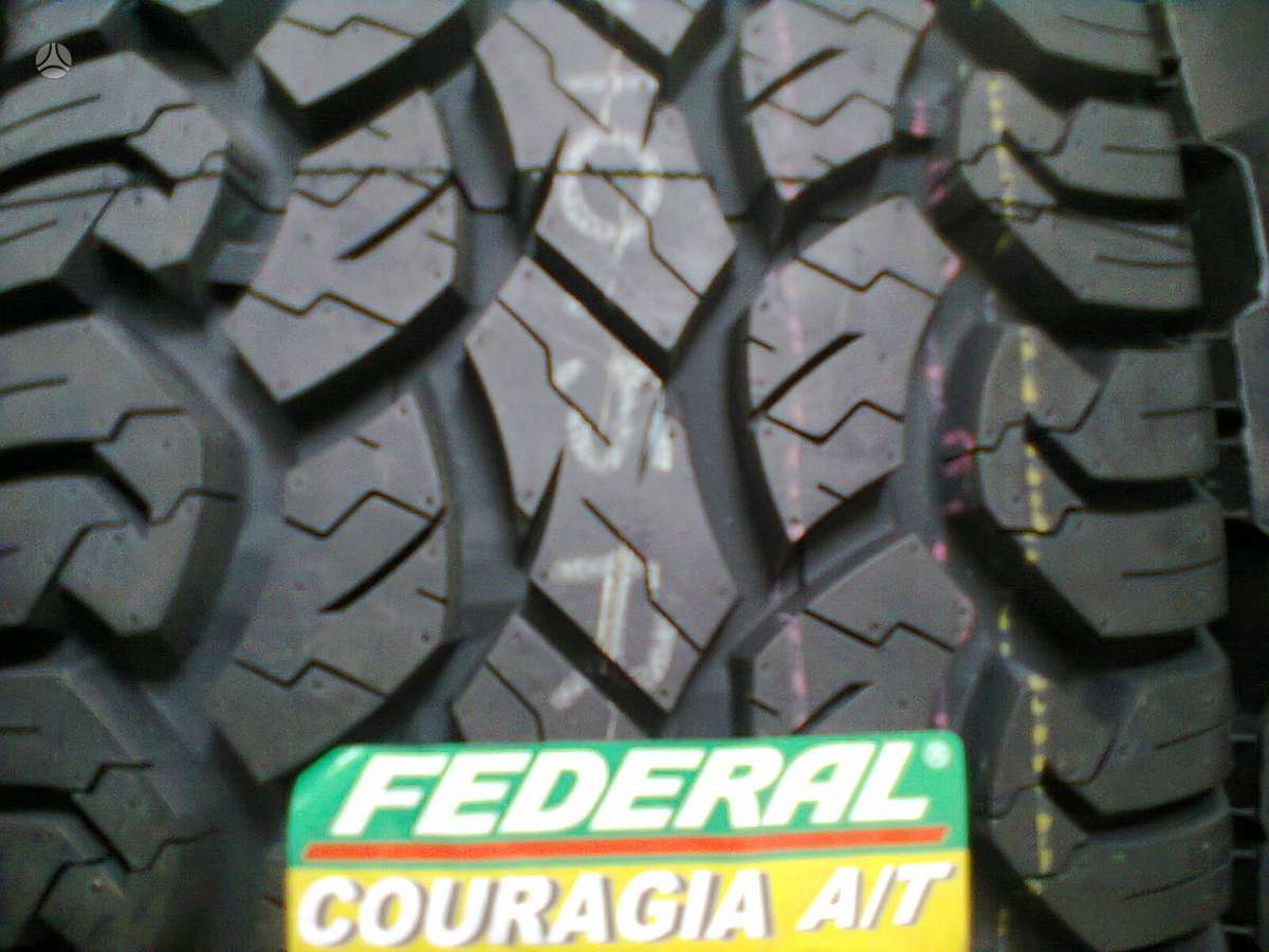 Federal, Couragia A/T R15 31/10,5, universaliosios 265/70 R15