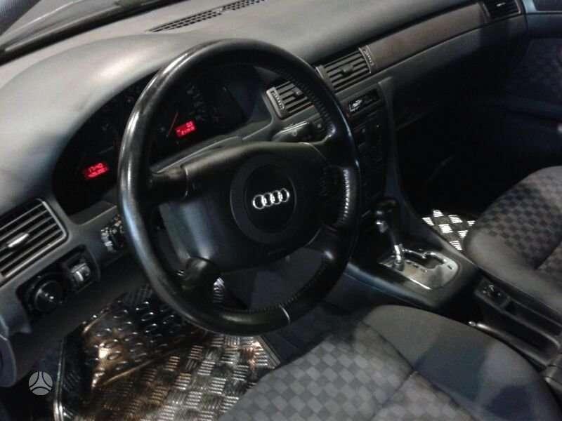 Audi A6 dalimis. (( 1.8 mono 2.0l 2.3l 2.6l 2.8l ir automat ))