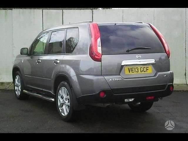 Nissan X-Trail dalimis. Is anglijos, srs, abs,panoraminis stogas,