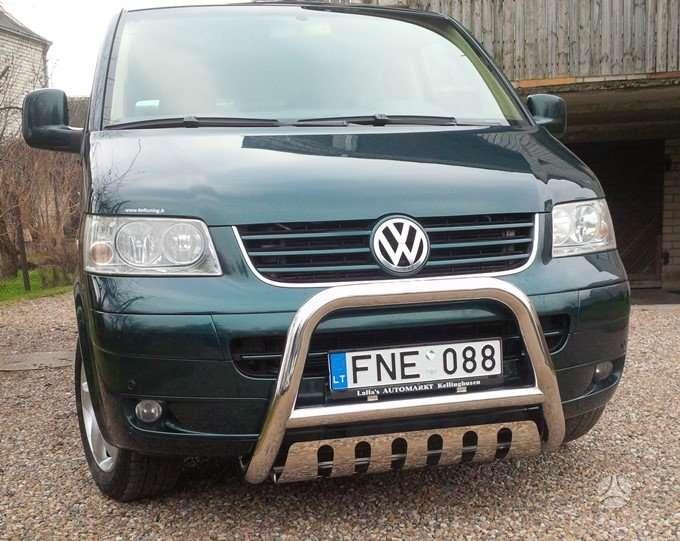 Volkswagen Multivan. Priekinis lankas su apsauga, sertifikuotas.