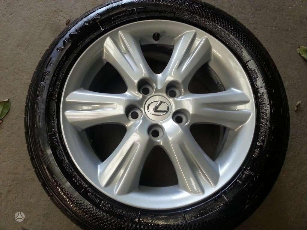 Lexus IS, lengvojo lydinio, R16