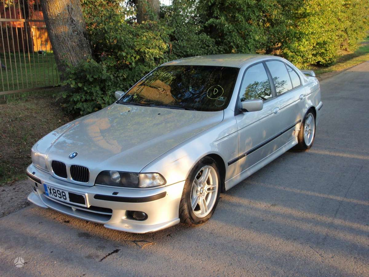 BMW 540 dalimis. Bmw520i 1997-2001m.  bmw525tds 1996-1999m.