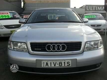 Audi A4 dalimis. Audi a4 benzinas ir 1.9 tdi yra 66 kw ir 81 kw