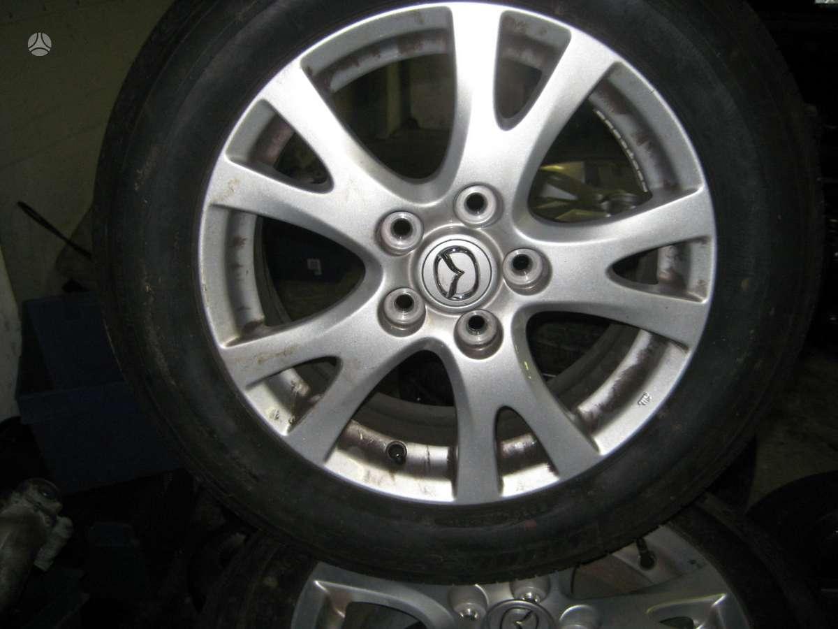 Bridgestone, vasarinės 205/60 R16