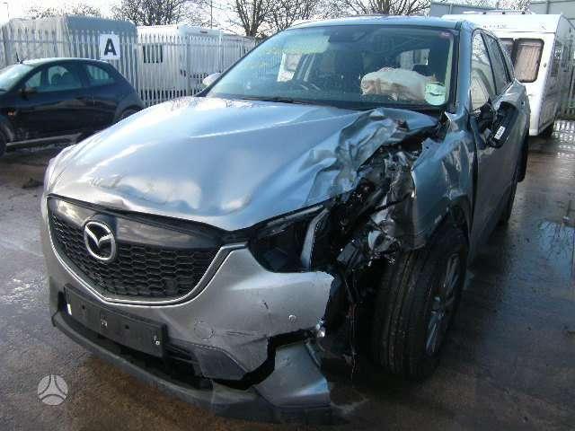 Mazda CX-5. Vairas dešinėje  darbo laikas: i-v 9:00-17:00