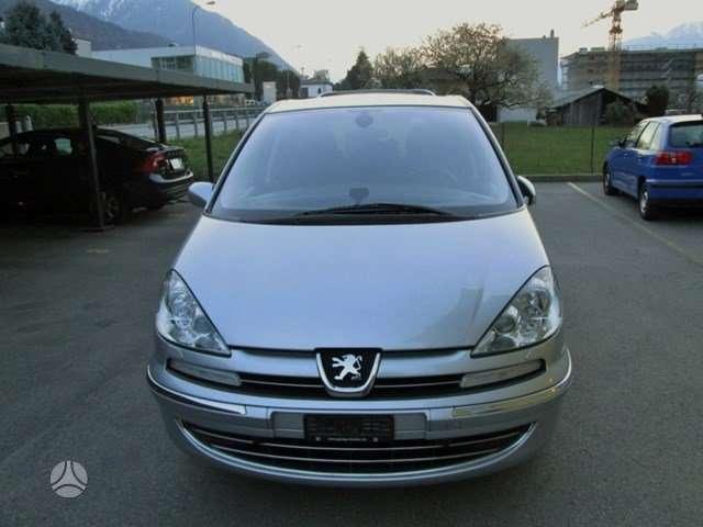 Peugeot 807. Is sveicarijos (( ch ))  868545183