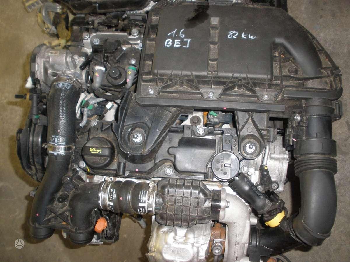 Peugeot 3008. Probeg 8500 bej 82kw vieno velienelio