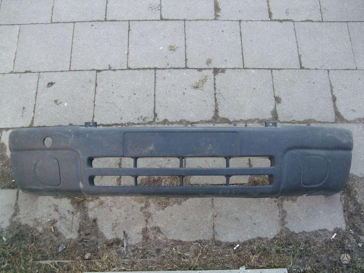 Renault Master bamperiai, oro pagalvės