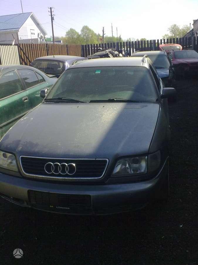 Audi A6 dalimis. Audi a6 96m.2.5tdi 6begiu dezhe,,dalimis,,