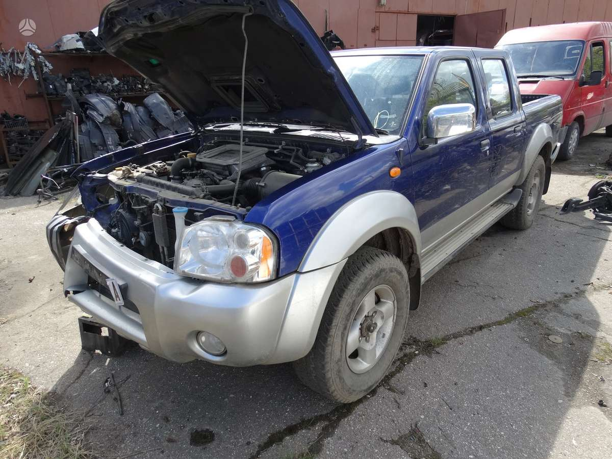 Nissan Navara. 2wd , 4wd