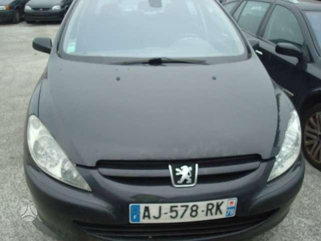 Peugeot 307. Europa r-17 ratlankiai tel 8 5 2436774 8 699