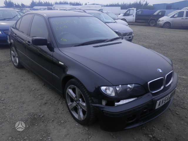 BMW 316. , m vairas, juodas stogas,lieti ratai, cd grotuvas.