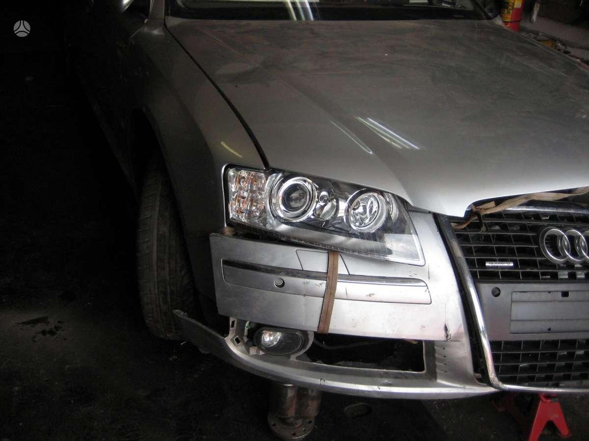 Audi A8 dalimis. Variklis bvj deze  hkm,hnm