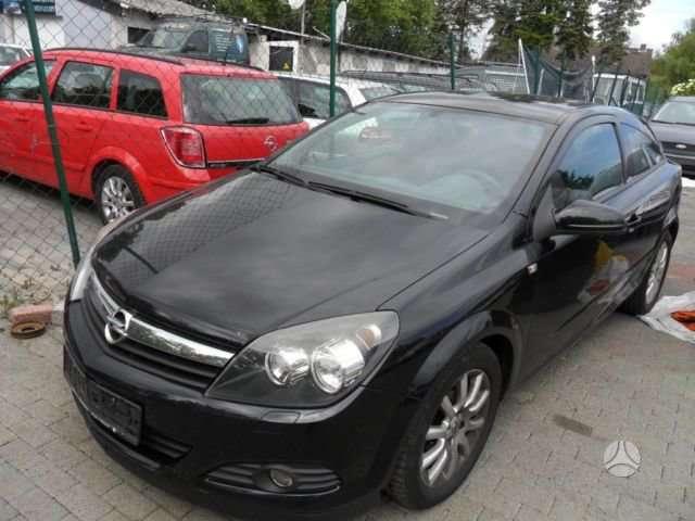 Opel Astra. Europine! detales pristatome lietuvoje!  6 pavaros.