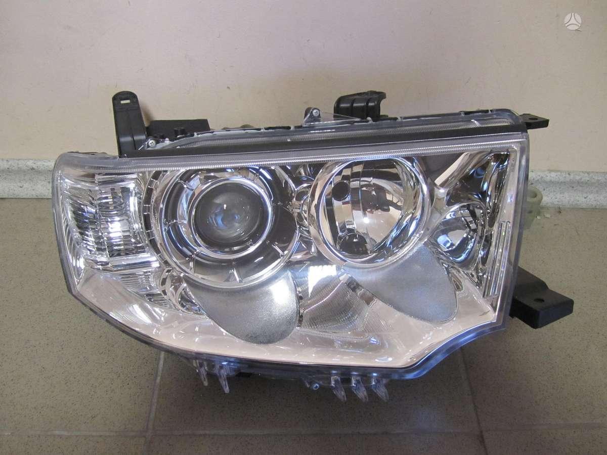 Mitsubishi L200. Naudotos ir naujos japoniškų ir korėjietiškų