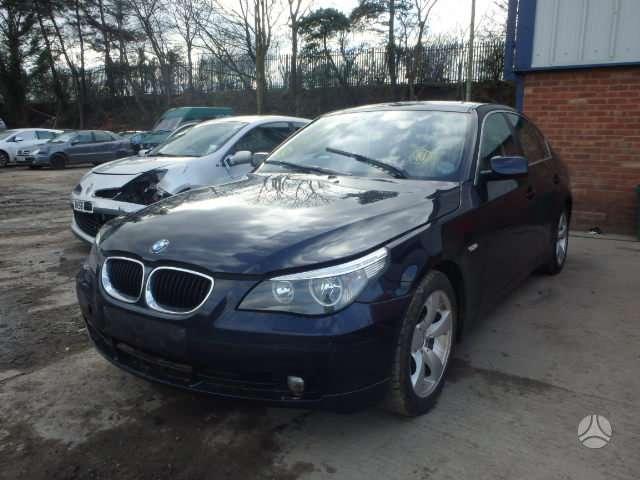 BMW 520 dalimis. platus bmw daliu pasirinkimas, ardome 12 metu
