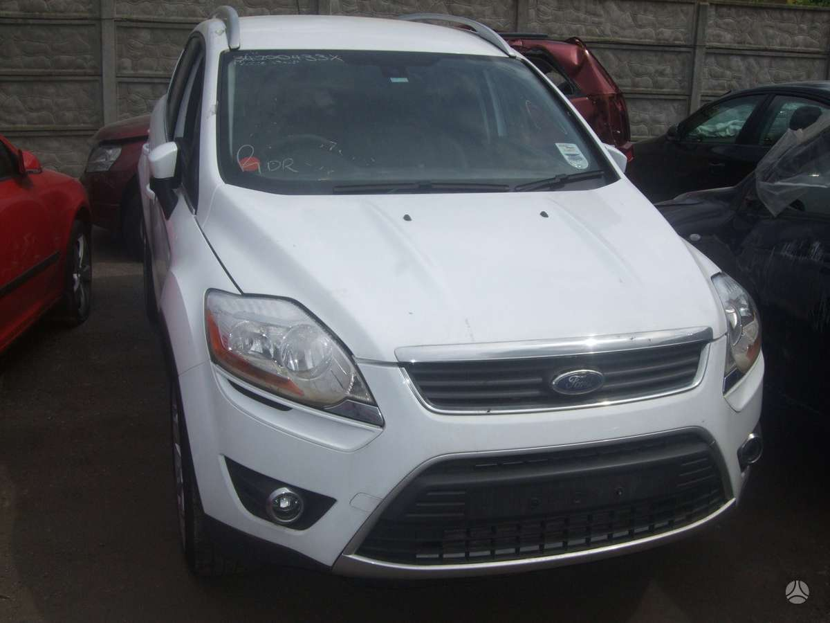 Ford Kuga dalimis. доставка бу запчастей с разтаможкой в минск (р