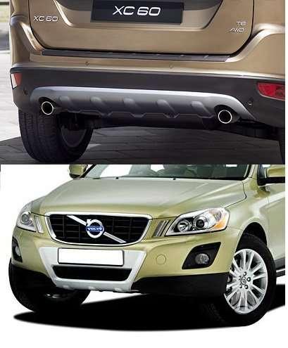 Volvo XC60. Buferių apdailos volvo xc60  prekės kodas: hm xc60