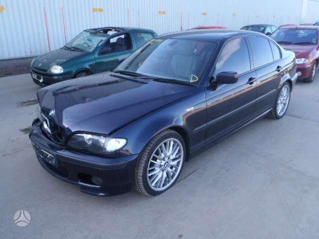 BMW 330 dalimis. Ardome jau 12 metu  ivairius bmw modelius