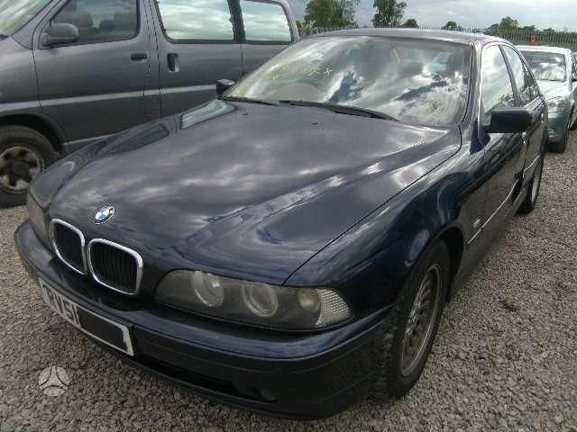 BMW 525 dalimis. Platus bmw daliu pasirinkimas !  ardome jau 12
