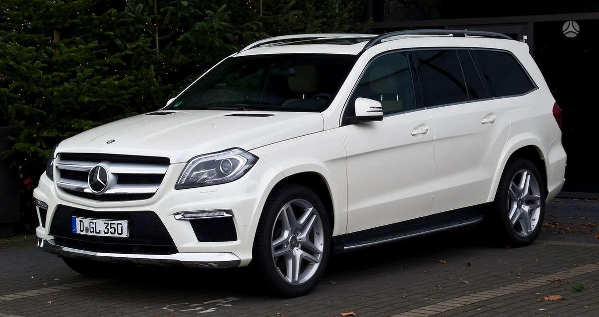 Mercedes-Benz GL klasė dalimis. !!!! naujos originalios dalys !!!