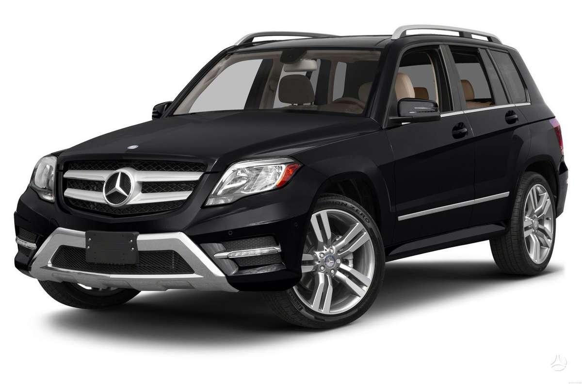 Mercedes-Benz GLK klasė dalimis. !!!! naujos originalios dalys !!