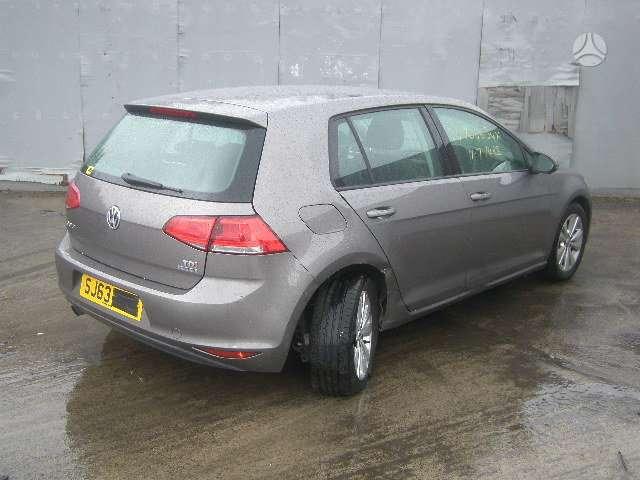 Volkswagen Golf. Vw golf vii  1.6tdi variklio kodas (clh)   dė