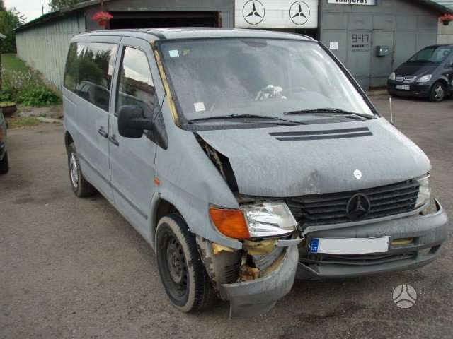 Mercedes-Benz Vito dalimis