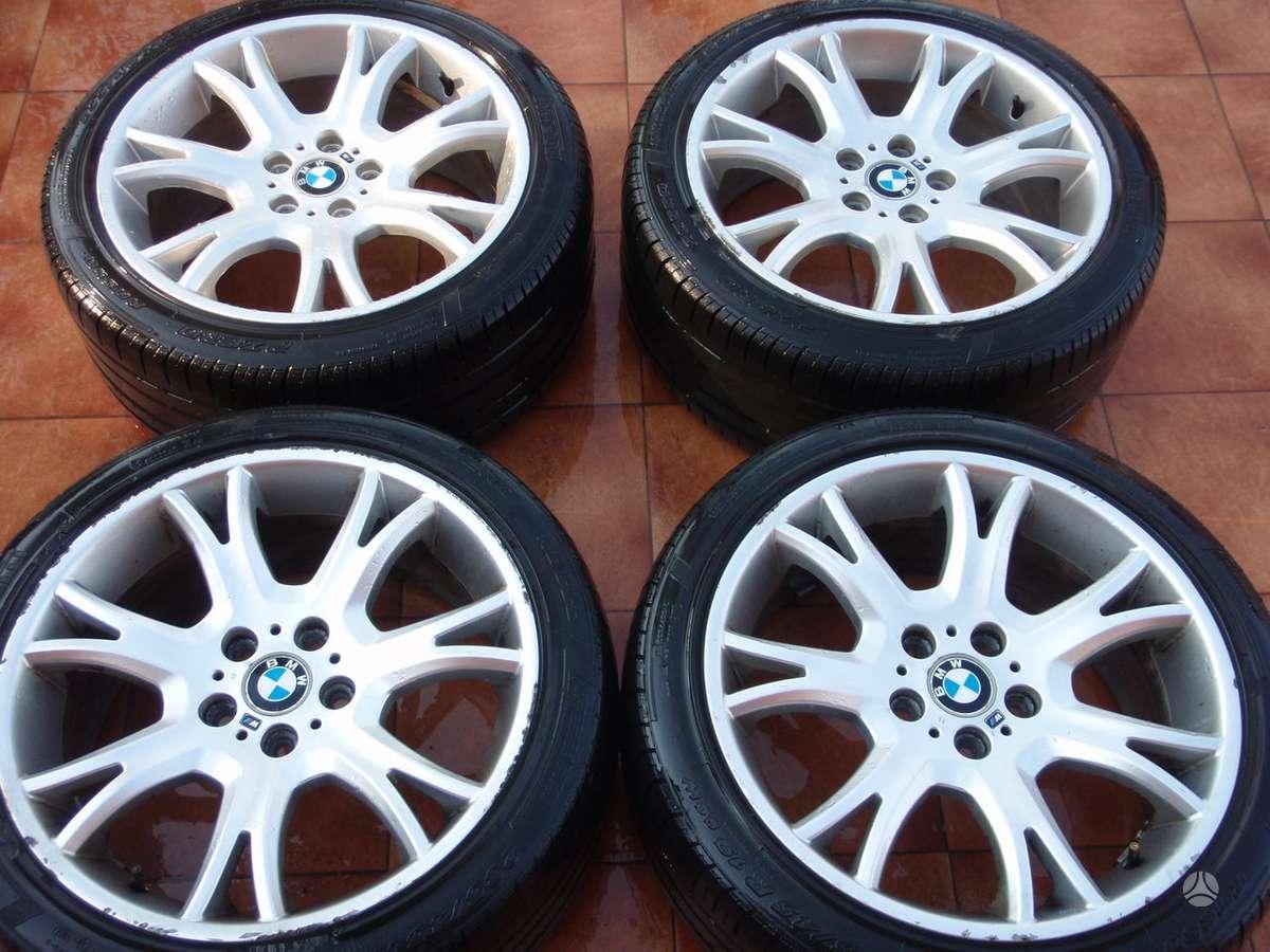 BMW BMW alloy wheel M Y-spoke 191, lengvojo lydinio, R19