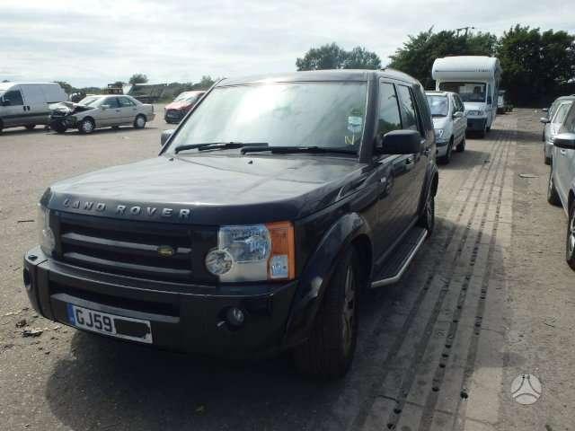 Land Rover Discovery. Vairas dešinėje  darbo laikas: i-v 9:00-