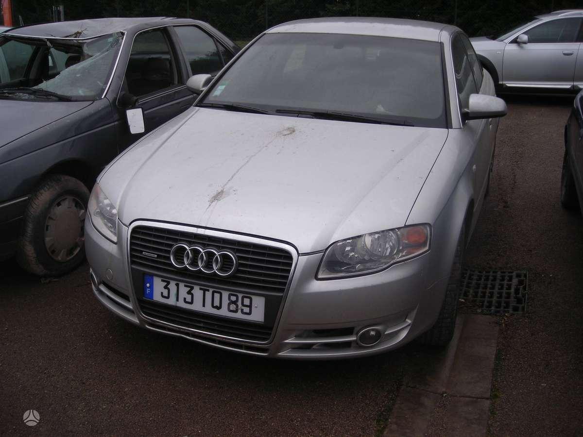 Audi A4. Yra daugiau ardomu auto galimas pristatymas taip pat