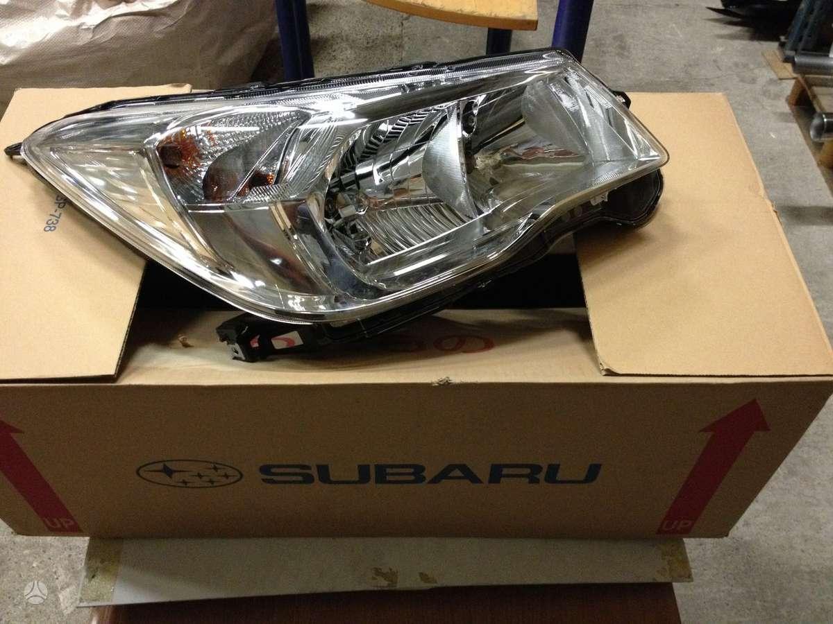 Subaru -kita-. Subaru žibintai  subaru naujos originalios dalys