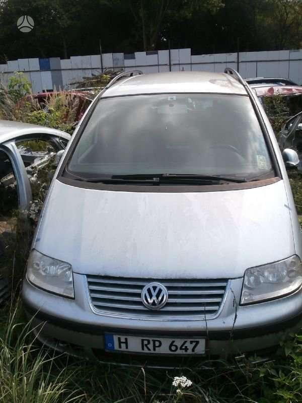 Volkswagen Sharan. Europinis.
