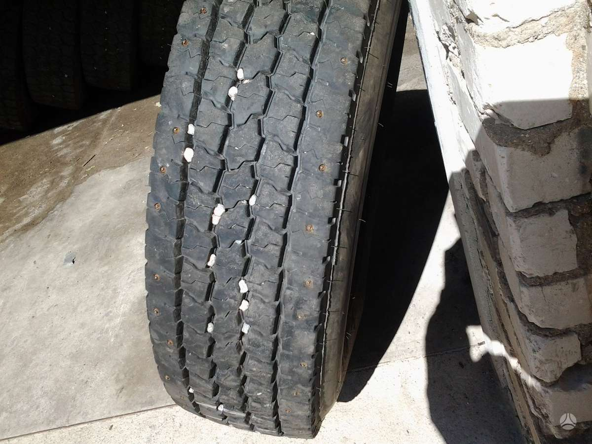 Dunlop, Žieminės 295/80 R22,5