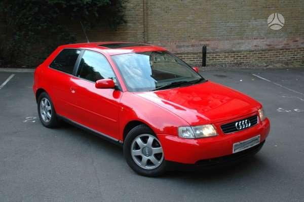 Audi A3. Europa iš šveicarijos(ch) возможна доставка в ru, kz,
