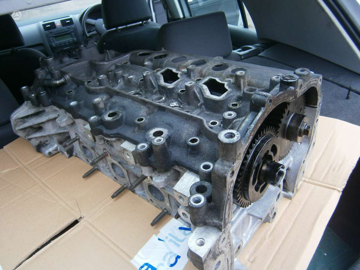 Renault Trafic. Geras variklis ir geras variklis dalimis