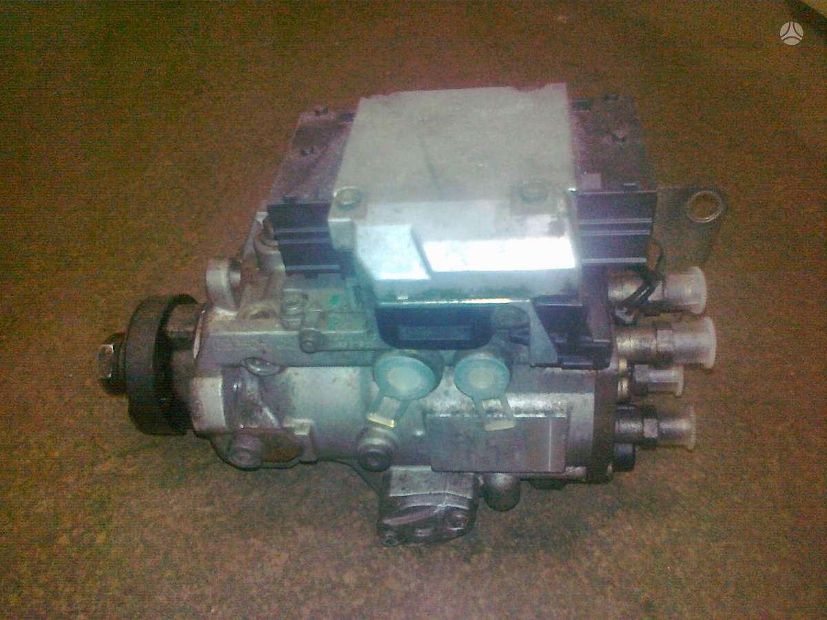 Opel Vectra. Kuro siurblys,programavimas,remontas,diagnostika