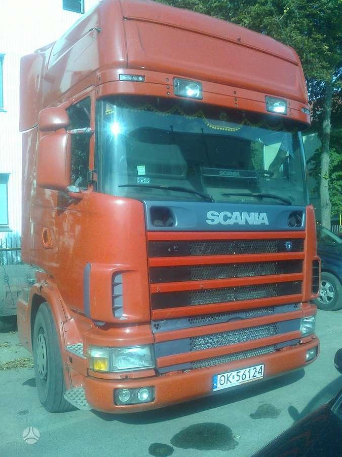 Scania, 144  530AG, vilkikai