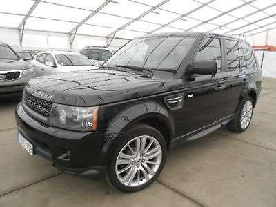 Land Rover Range Rover Sport dalimis. Turime daugiau ivairiu