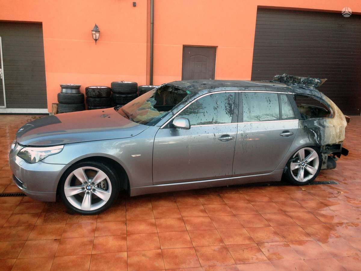 BMW 530 dalimis. X-drive. bmw520i 2004m.  bmw520d 2004-2008m.