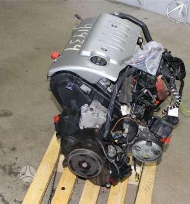 Peugeot 407 dalimis. 2.2 hdi