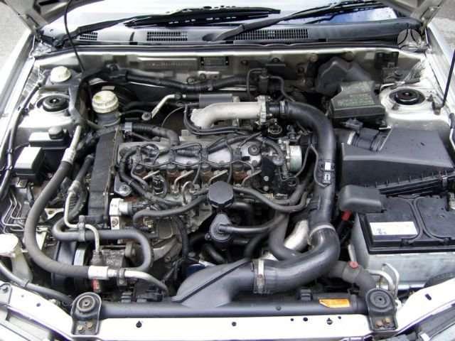 Mitsubishi Carisma dalimis. 1.9 did