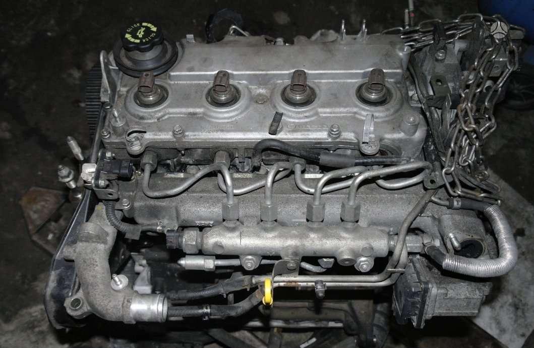 Mazda MPV dalimis